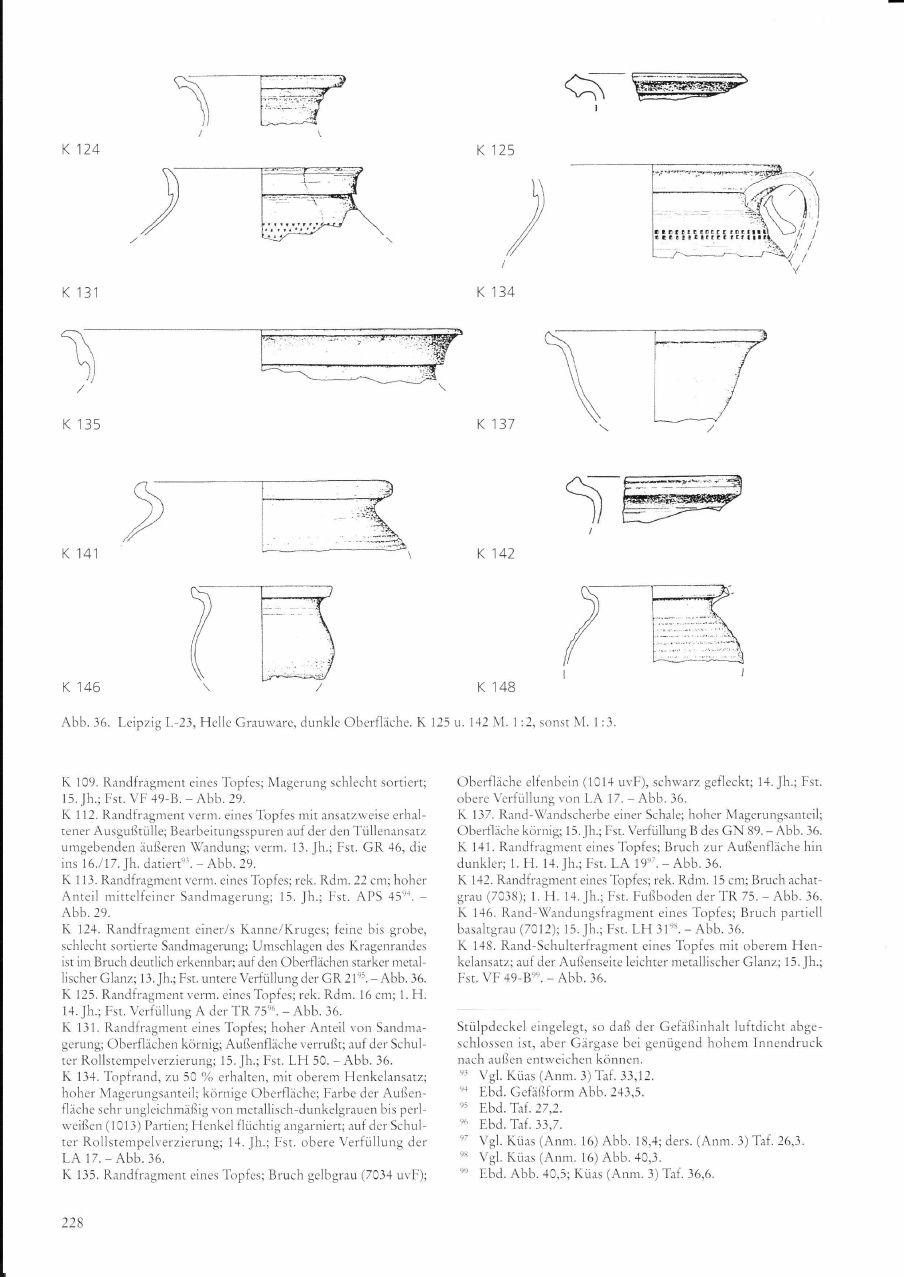 Ein Beitrag zur Stadtentwicklung Leipzigs. Funde und Befunde der Ausgrabung L-23 Hainstraße 12 | Ralf Kluttig-Altmann - Academia.edu
