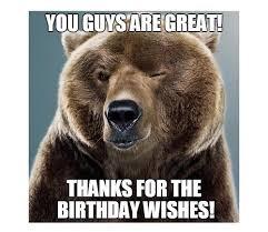 Thank You Meme Google Search Bear Meme Grizzly Bear Bear