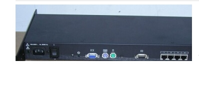 380.00$  Buy here - http://alidzm.shopchina.info/1/go.php?t=32495278322 - LCM Rackmount KVM Switch for 32P1635 32P1644 1735-L04 well tested working  #buychinaproducts