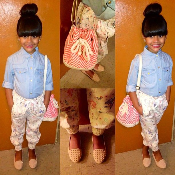 Image Result For Cute Black Baby Girl With Swag Cute