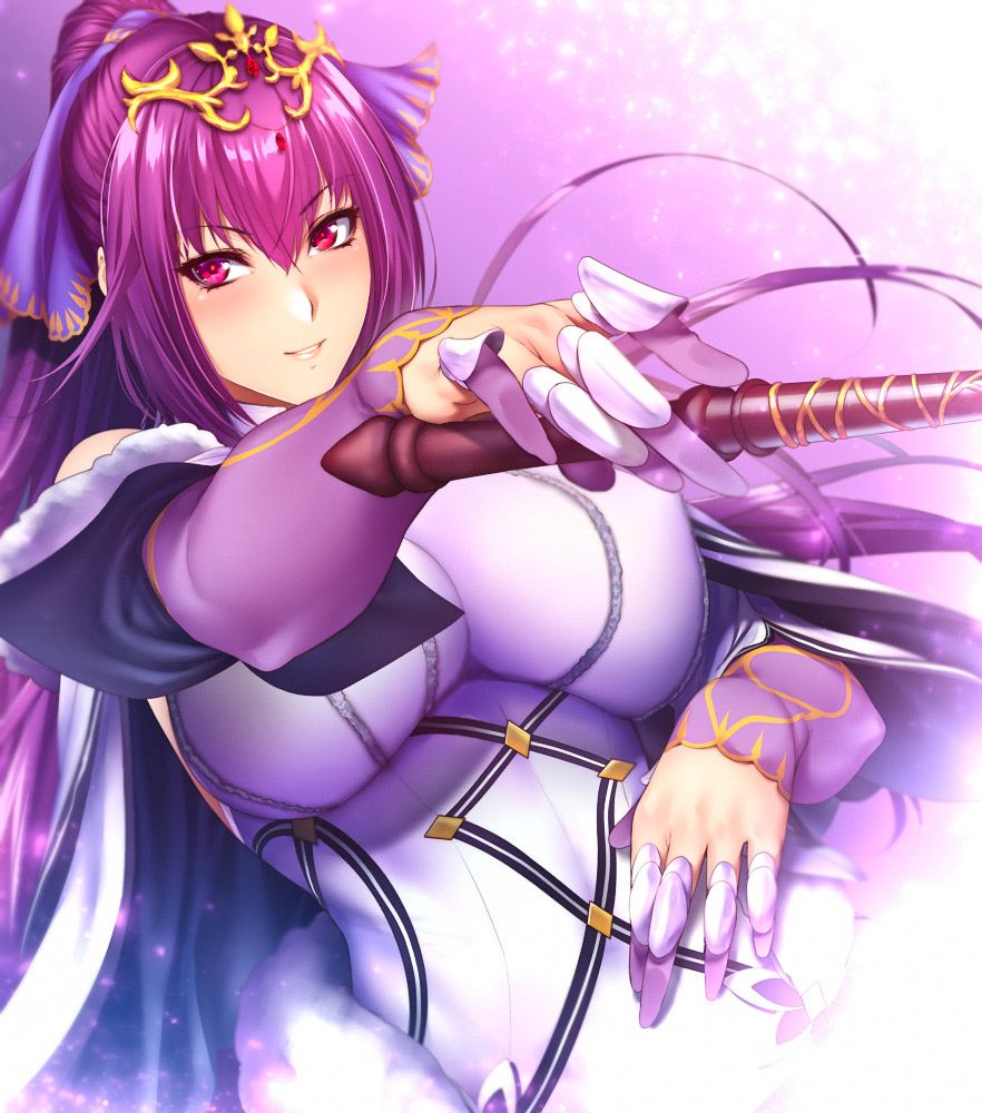 Scathach Skadi in 2020 Scathach fate, Anime, Art