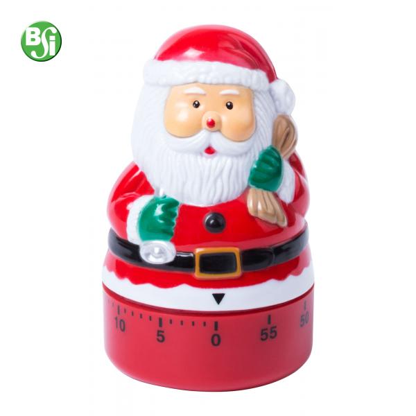 Timer da cucina a forma di #BabboNatale | Christmas | Pinterest ...