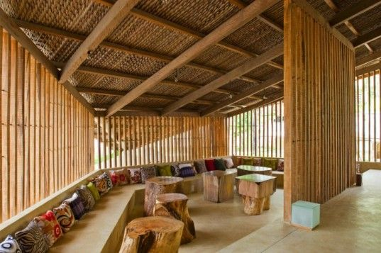 louvered lam café is a gorgeous naturally daylit coffee house in