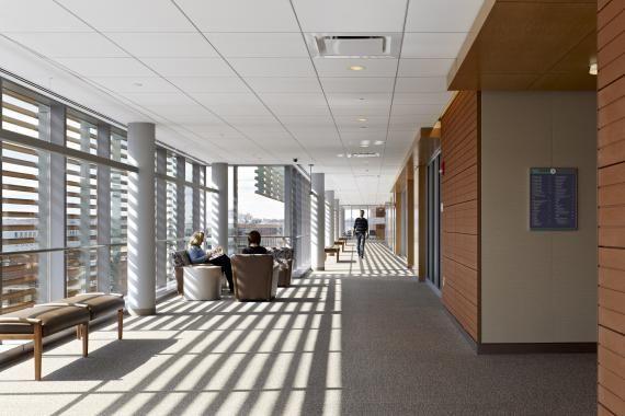 Pin Di Healthcare Design Su Healthcare Public Spaces Architettura Sostenibile Architettura