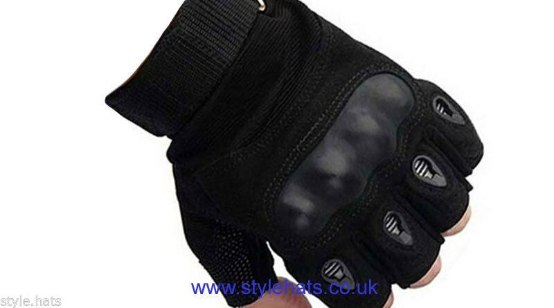 SALE Finger-less Gloves Hunting Tactical Military Sniper Outdoor Sports Cycling