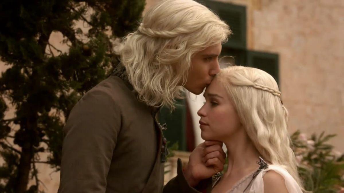 1000 images about emilia clarke on pinterest emilia - Viserys Targaryen Harry Lloyd Daenerys Targaryen Emilia Clarke S1