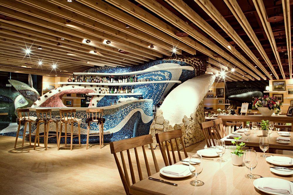 most original restaurant interior design - google search, Innenarchitektur ideen