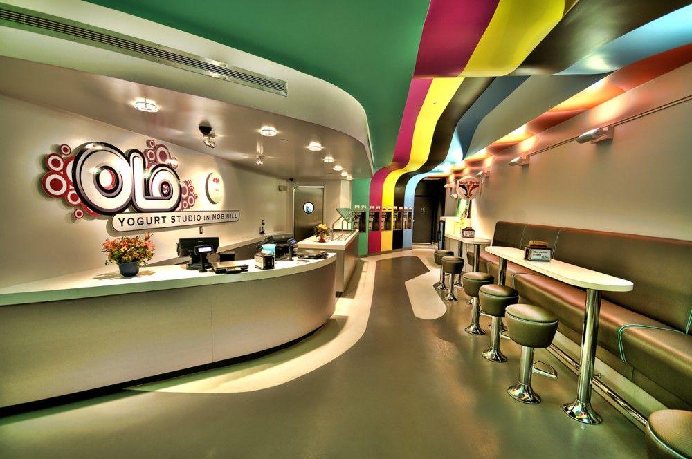 Olo Yogurt Studio / Baker Architecture + Design (11)