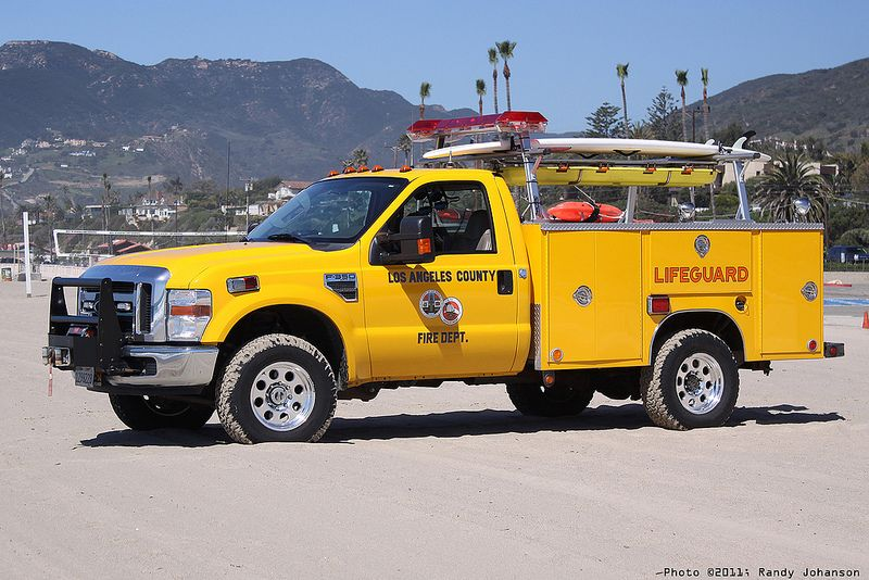 Lac lifeguard rescue 200r fire trucks emergency