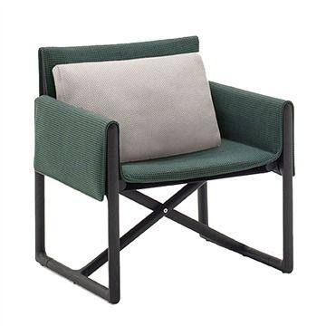Modern Armchair - Contemporary Armchair - Leather Armchair - Swivel