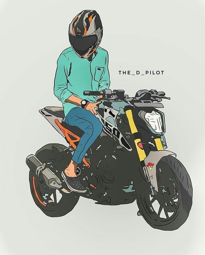 Pin By Alimustafa On Helmet In 2020 With Images Bike Sketch Bike Drawing Duke Bike