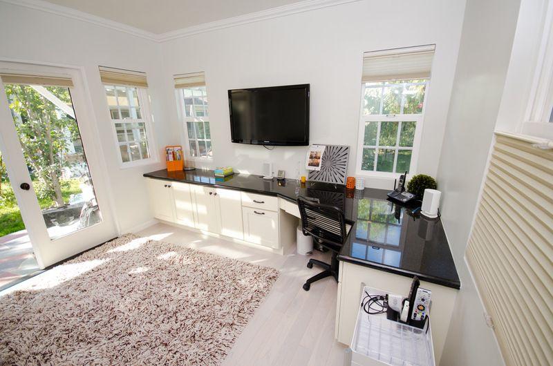 contemporary home office furniture tv. Contemporary Home Office By Stonebrook Design Build Furniture Tv E