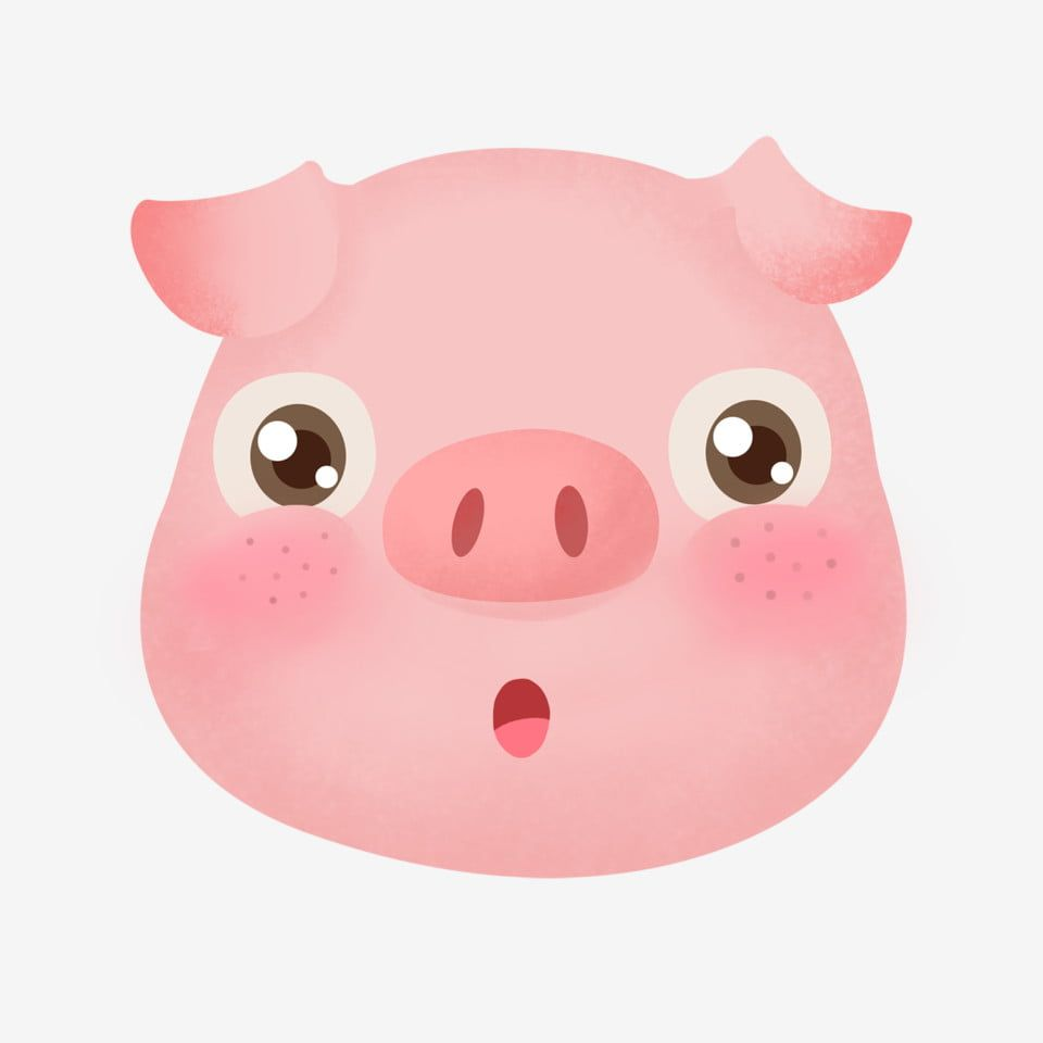 Cartoon Pig Head Pig Piggy Animal Png Transparent Clipart Image And Psd File For Free Download Pig Cartoon Pig Png Cartoons Png