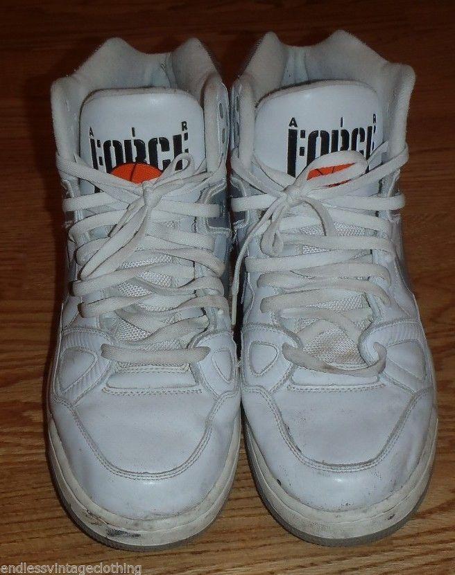 the best attitude 9363f a10cc Vintage Nike Force Shoes Size 15 Air Basketball Dunk Jordan Retro  eBay