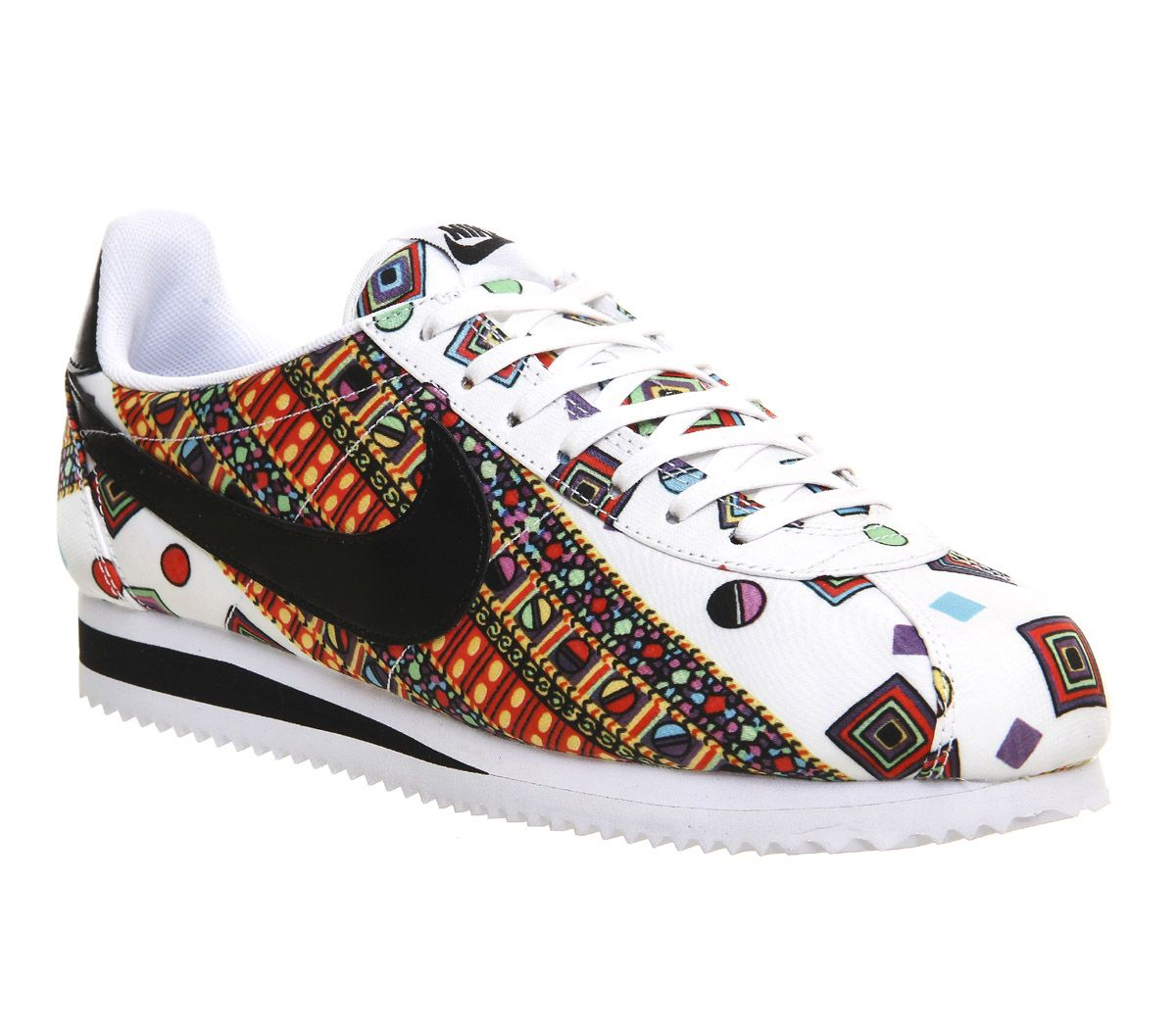 2018 Sale Outlet Women Nike Cortez White Liberty Print Qs Hers trainers
