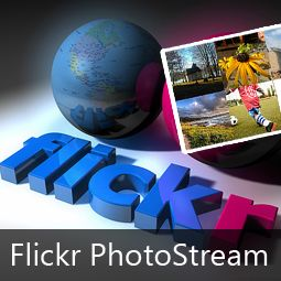 How to Add Flickr Photostream to Blogger? | The Tricks Lab