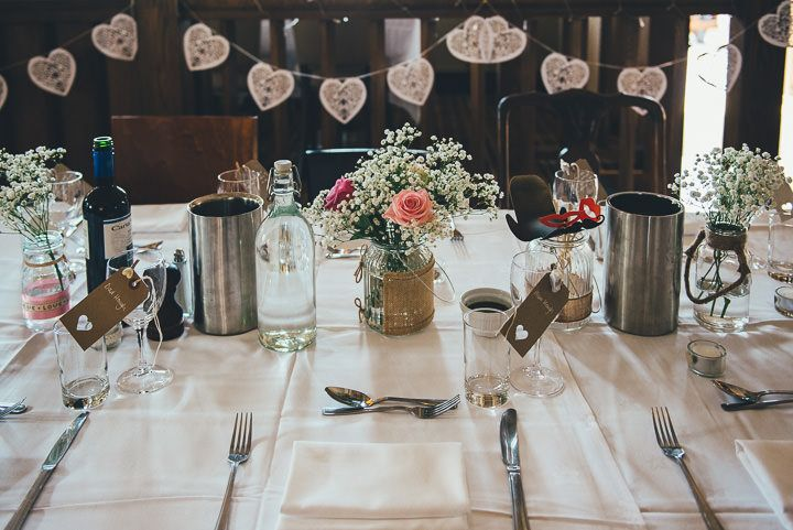 Karen And Paddys Vintage Inspired Pub Wedding By Nicola Thompson Photography