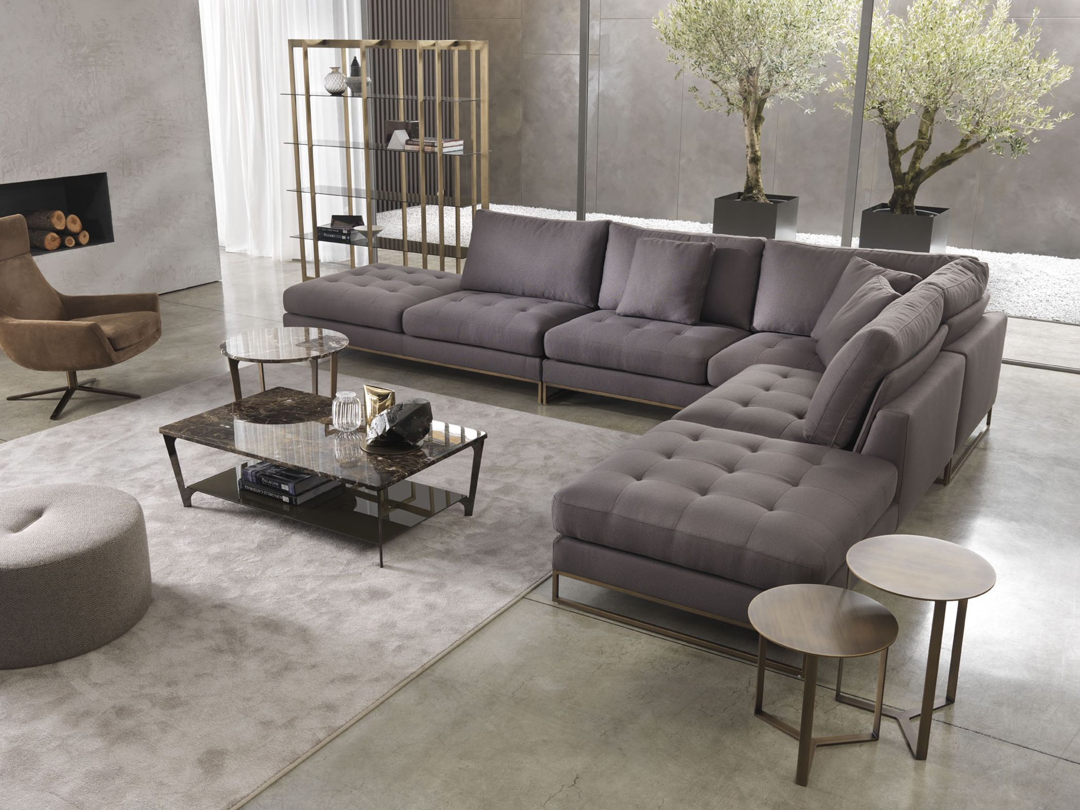 Slide Gallery Marelli Contract Living room modern