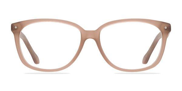 Escapee Matte Brown Acetate Eyeglasses Eyebuydirect Glasses Glasses Fashion Rx Glasses