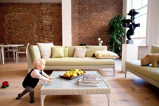 Home Tip: Using Outdoor Furniture Indoors