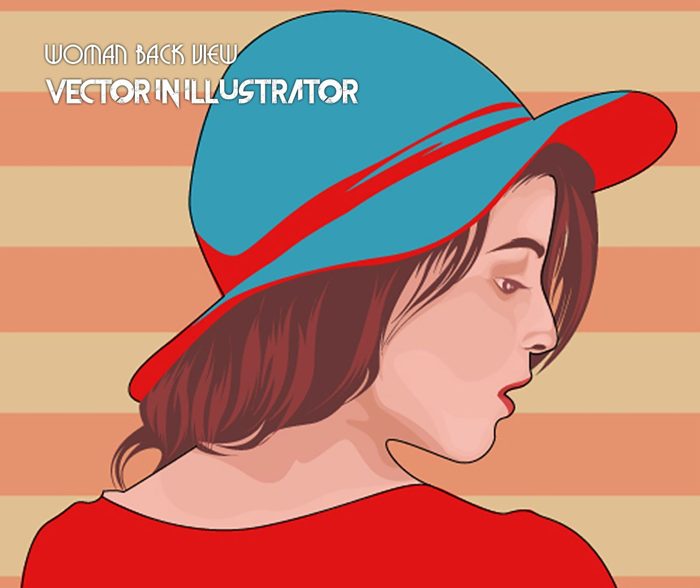 Hey everyone today i am going to show you how to make vector hey everyone today i am going to show you how to make vector using illustrator video tutorialsthis baditri Gallery