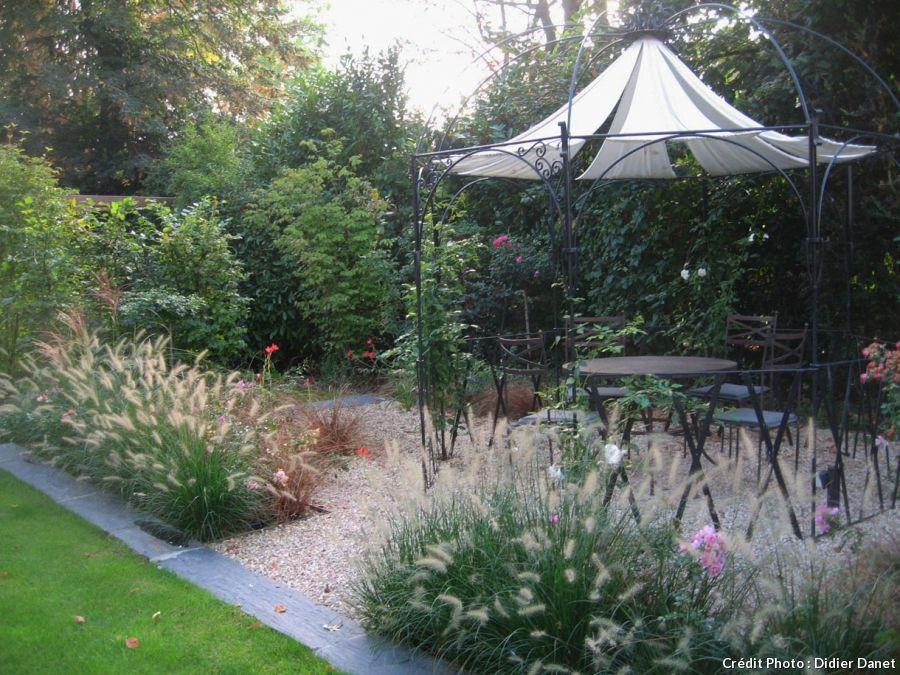 5 fa ons de mettre en sc ne les gramin es tonnelles gramin es et tonnelle jardin. Black Bedroom Furniture Sets. Home Design Ideas