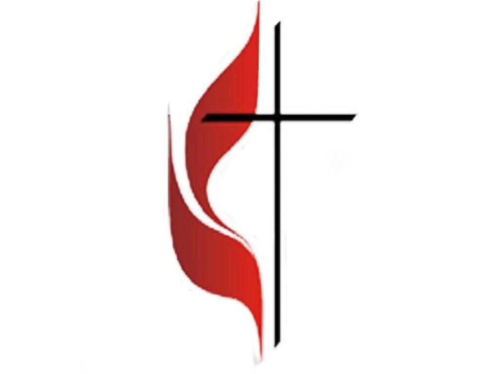 Logo Cruz E Chama Cruz Igreja