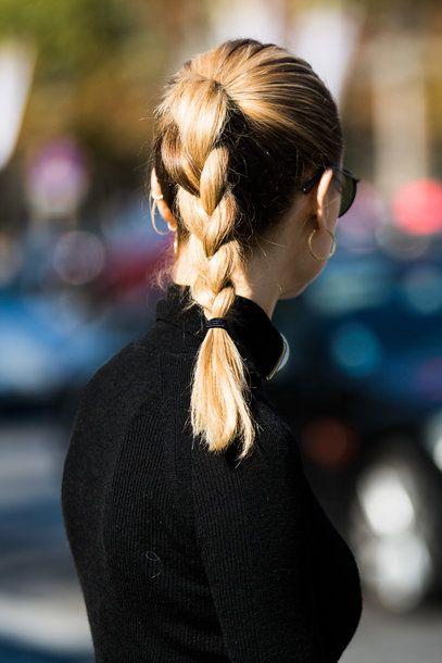 Street-Style: Frisuren