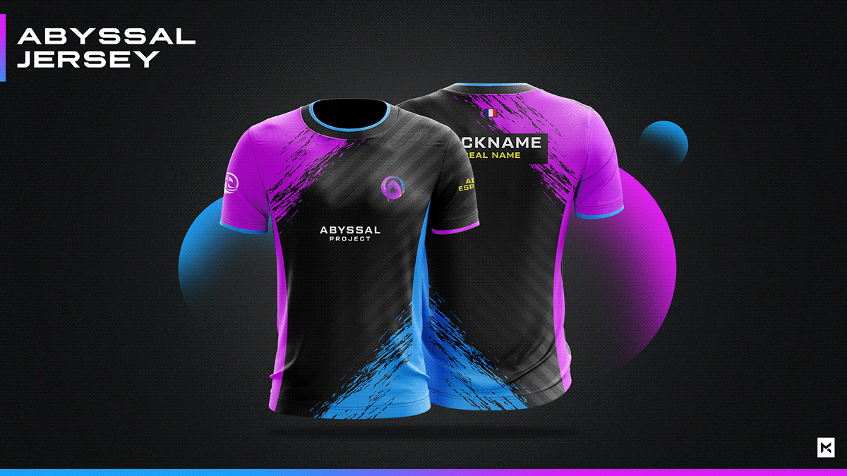 Download Jersey Esport Team Mockup On Behance Jersey Design Sports Jersey Design Jersey