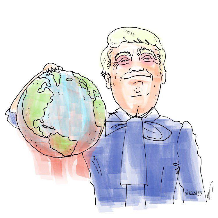 Donald j trump on trump cartoons sketches