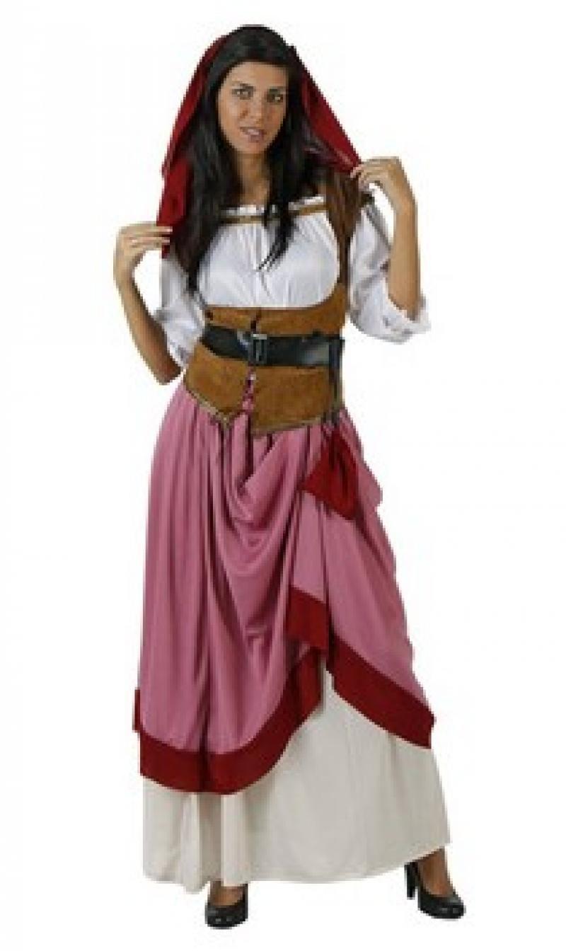 Déguisement médiéval - Paysanne femme   C est la fête   Deguisement ... bf456e2112b1