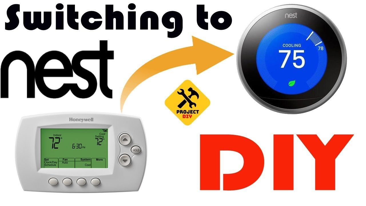 How to install Nest thermostat Nest thermostat