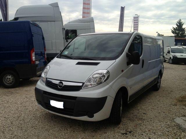 Opel Vivaro 29 2 0 Cdti 120cv Furgone A 11 000 Euro Transporter 20 100 Km Diesel 84 Kw 114 Cv 09 2011 Furgone