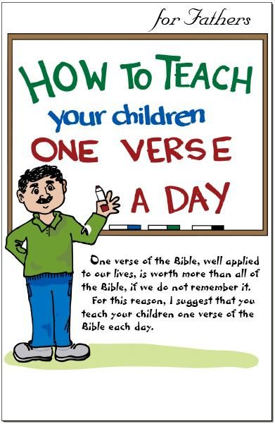 How to teach your children one verse a day pdf ebook many how to teach your children one verse a day pdf ebook many christian fathers neglect to have meaningful devotions with their family fandeluxe Gallery