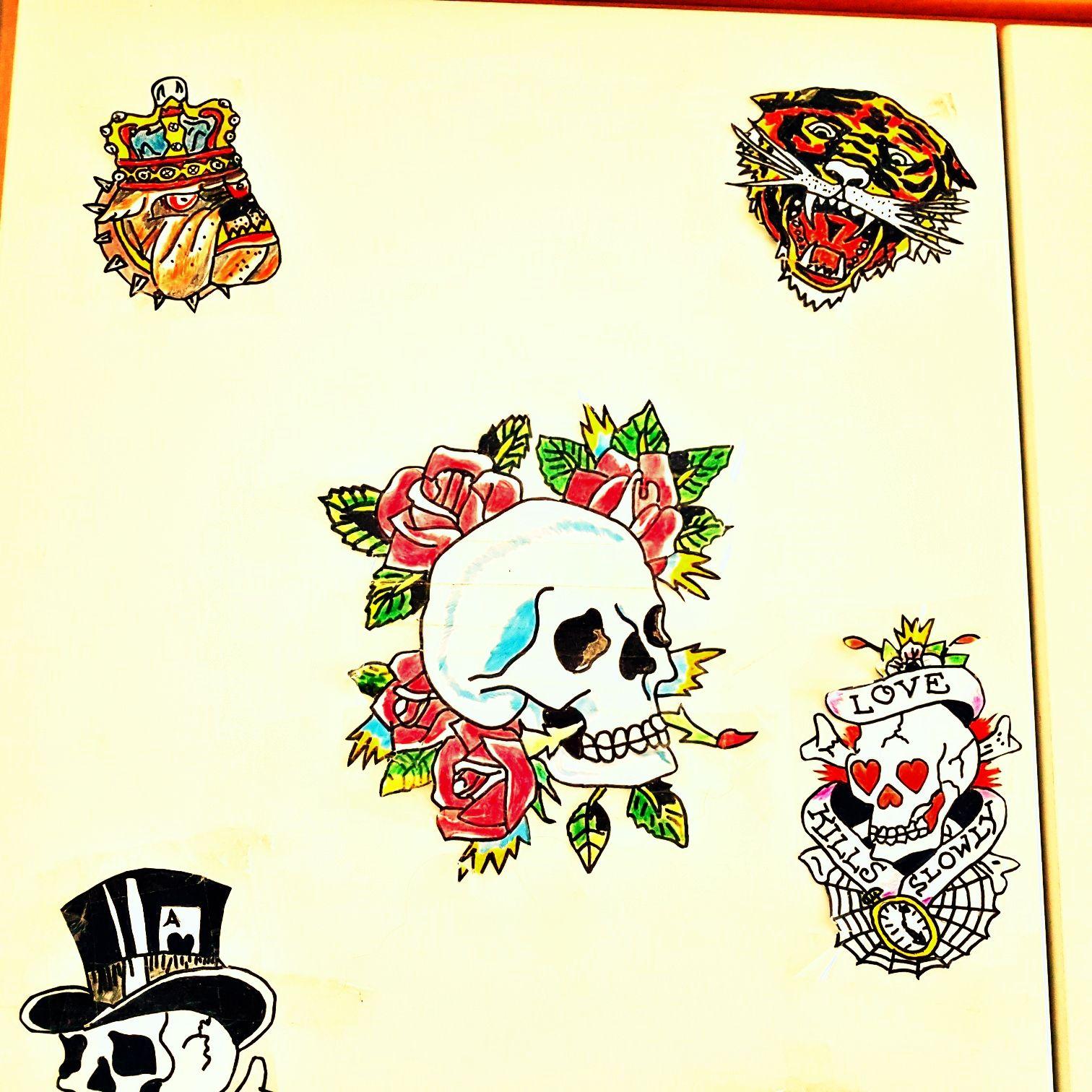 Mein Schranktüre Zeichnungen