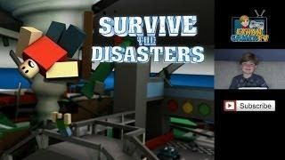 survive the disasters roblox