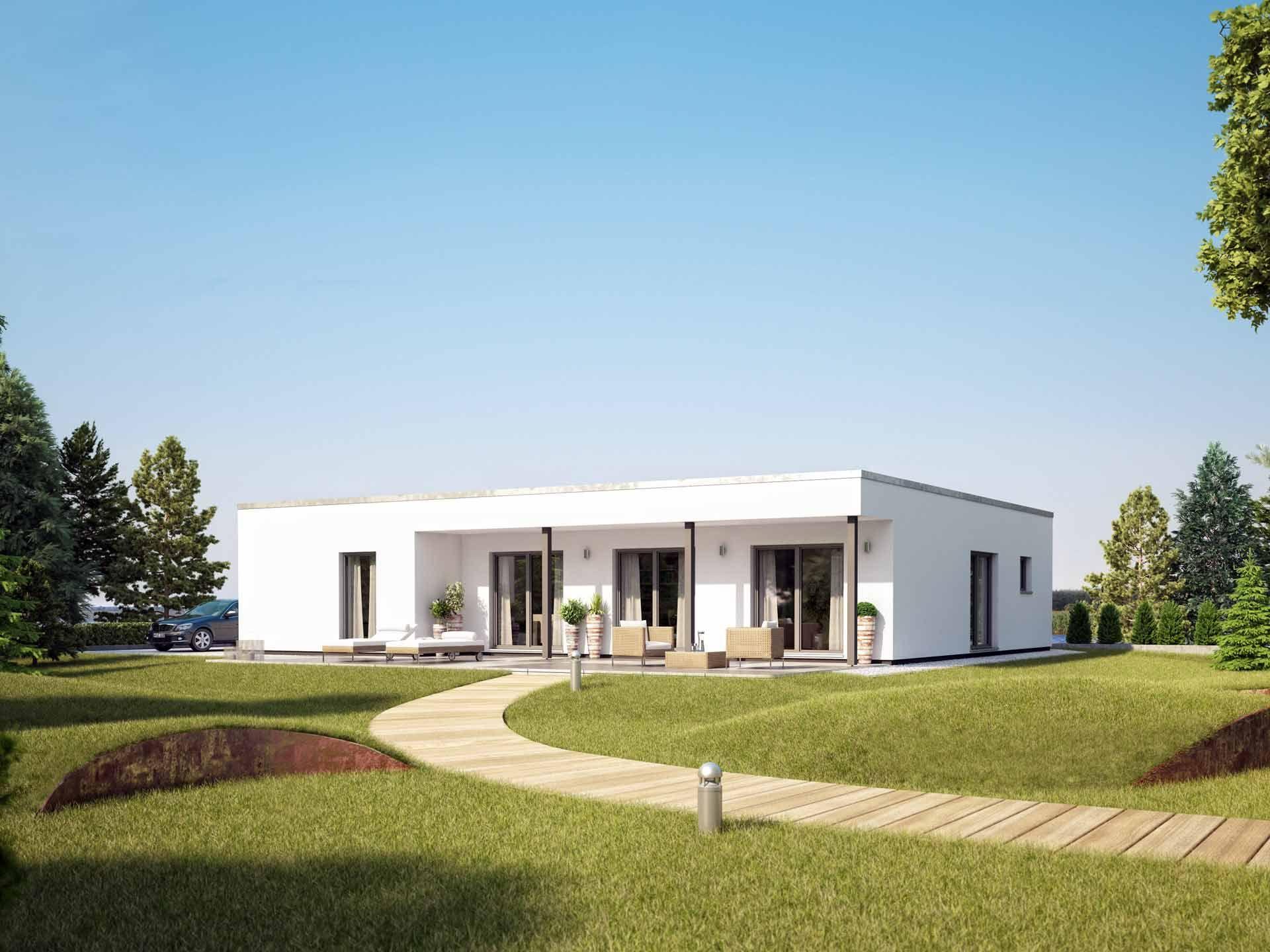 Bungalow NIVO 140 F FingerHaus in 2020 Haus, Style at