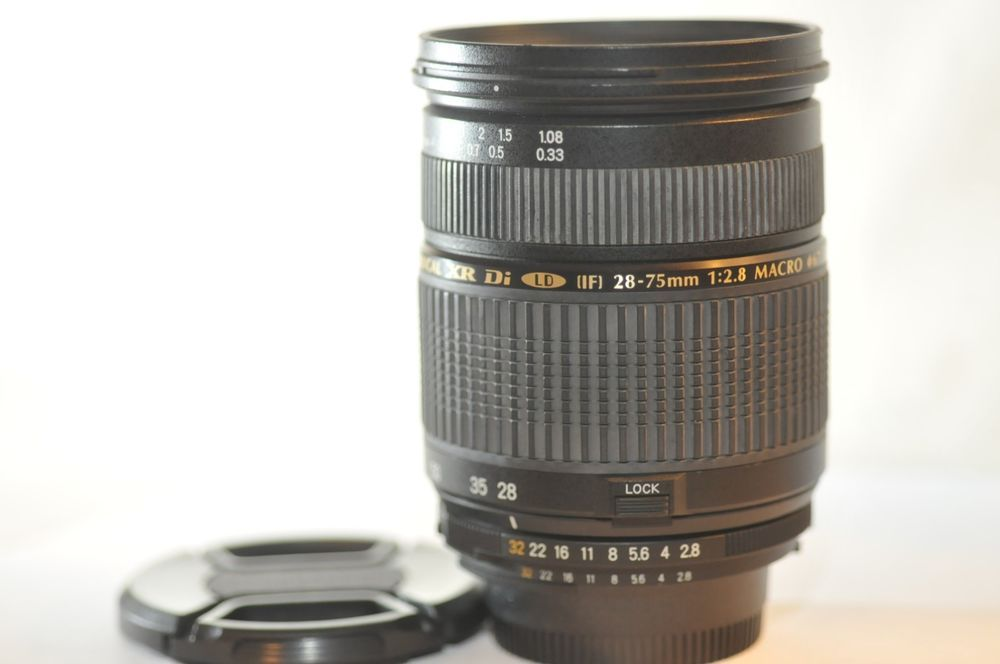 Tamron Sp 28 75mm F 2 8 Xr Di If Macro Fx Lens For Nikon F100 D750 D7200 D90 D80 Nikon D7200 Nikon D80 Nikon F100