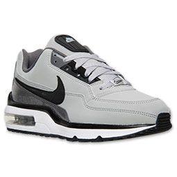 new concept 7b67b 7e8c5 Gregg gift idea Men s Nike Air Max LTD 3 Running Shoes   Finish Line    Silver Black Dark Grey Metallic Silver