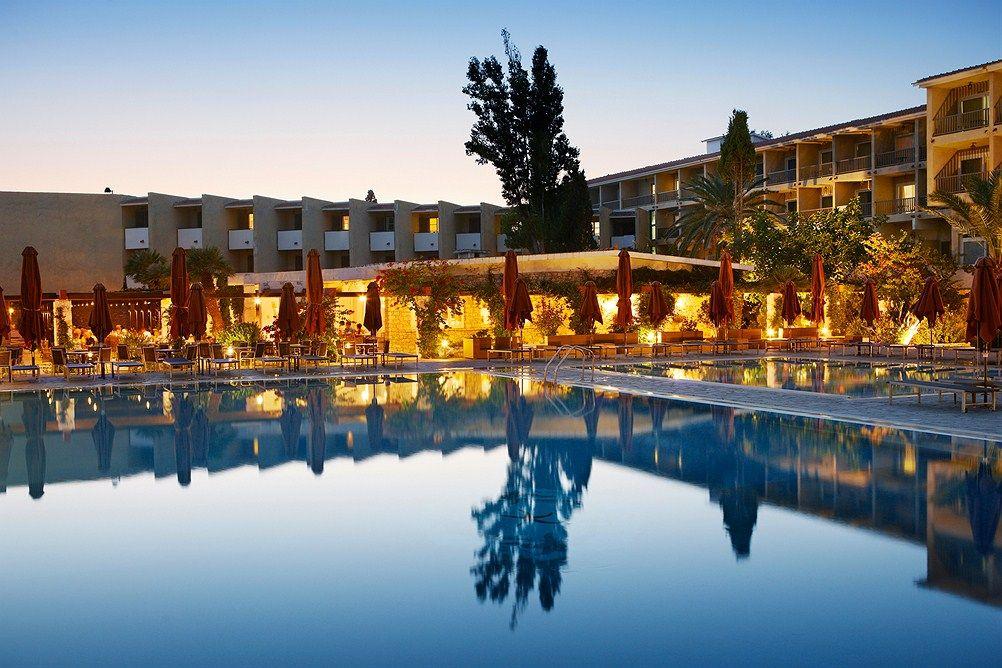 Family Life Doryssa Seaside Resort Ssss Samos Hellas Star Tour Tui Norge Seaside Resort Resort Family Friendly Hotels
