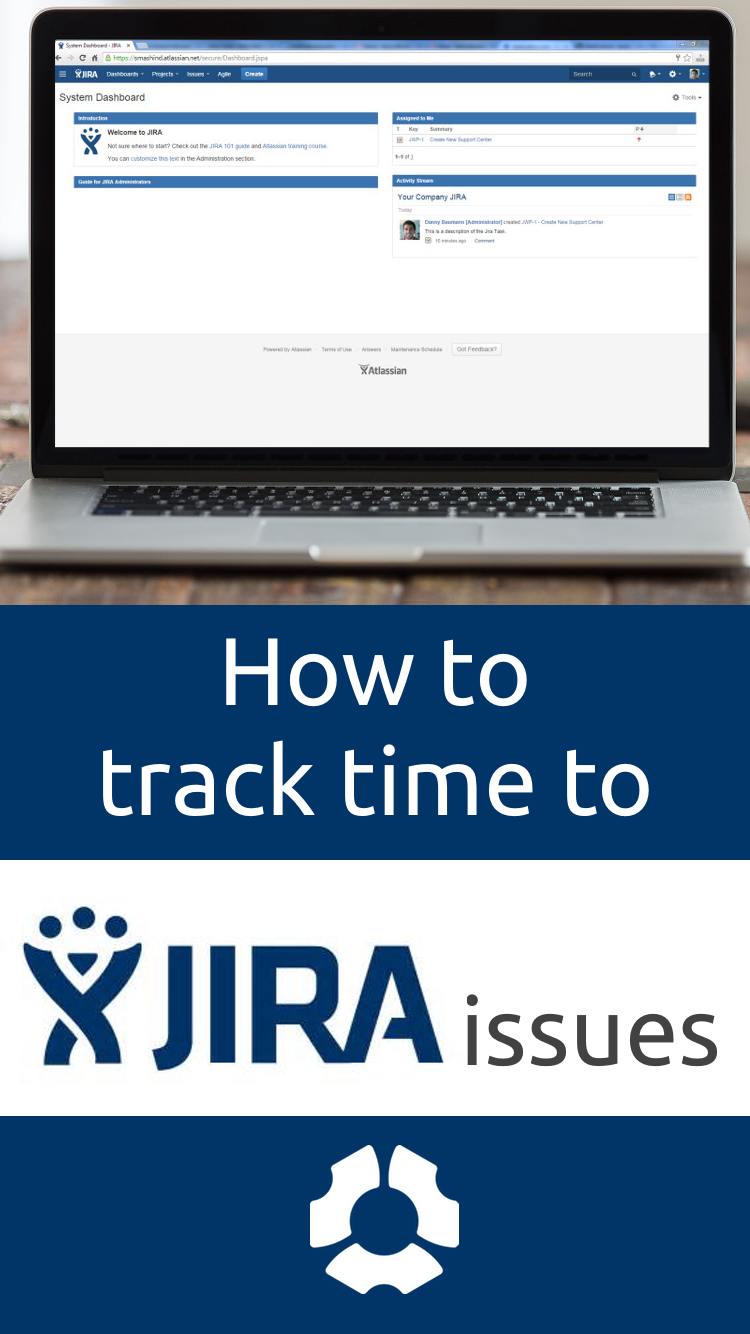 JIRA time tracking desktop app. Hubstaff's desktop app was