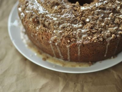 Sour cream coffee cake the weekender sour cream coffee cake i love sour cream coffee cake i just found some forumfinder Images