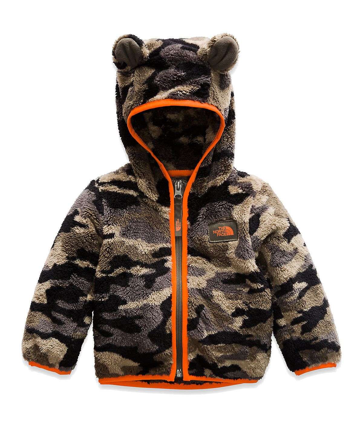 Infant Campshire Bear Hoodie The North Face Boy Outerwear Boy Outfits Baby Boy Outfits [ 1396 x 1200 Pixel ]