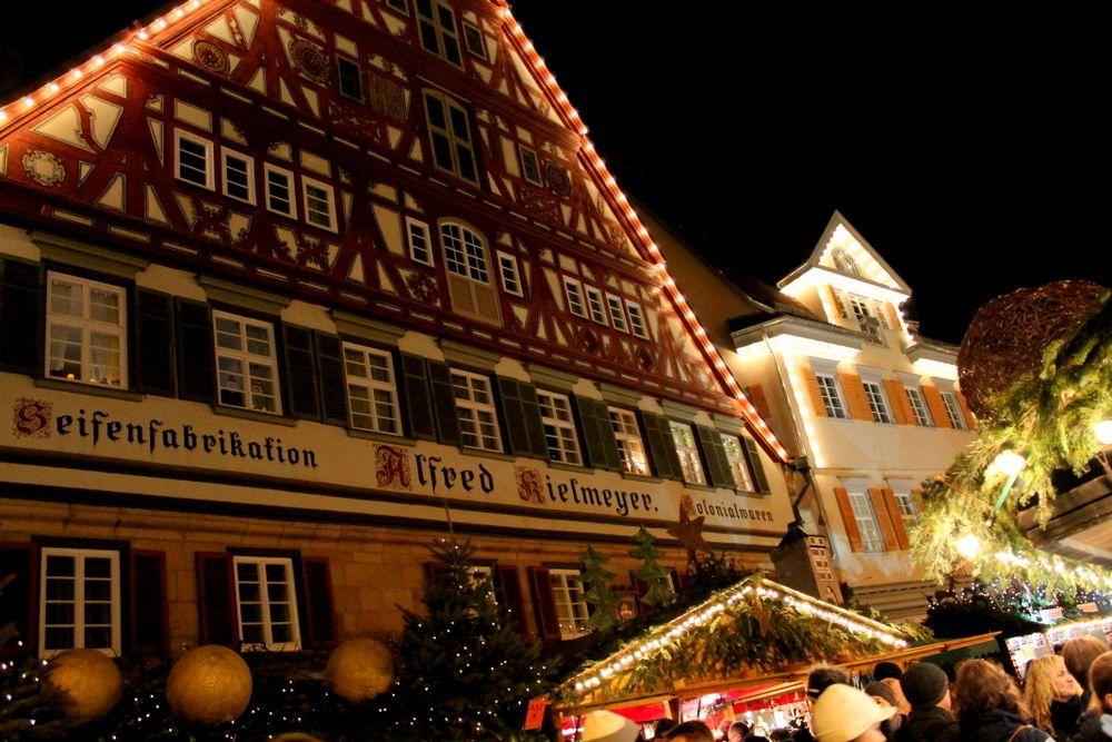 Christmas Village In Germany.Esslingen Christmas Market In Photos I Love Christmas