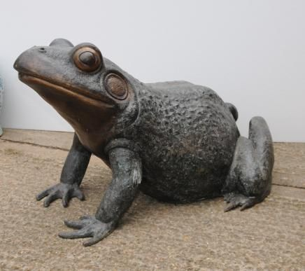 Google Image Result For Http://www.canonburyantiquesblog.co.uk/. Animal  StatuesFrog ...