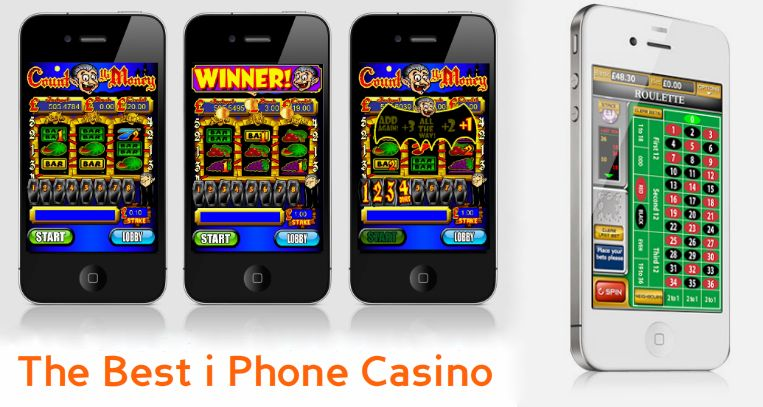 real money iphone casino games