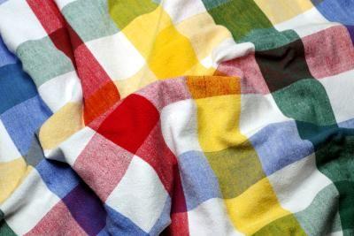 ¿cómo hacer un mantel redondo con una sábana? | eHow en Español