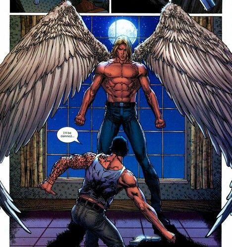 X Men Photo Warren Worthington Iii Angel Warren Worthington Iii X Men Superhero