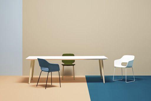 Babila armchair by Odo Fioravanti for Pedrali