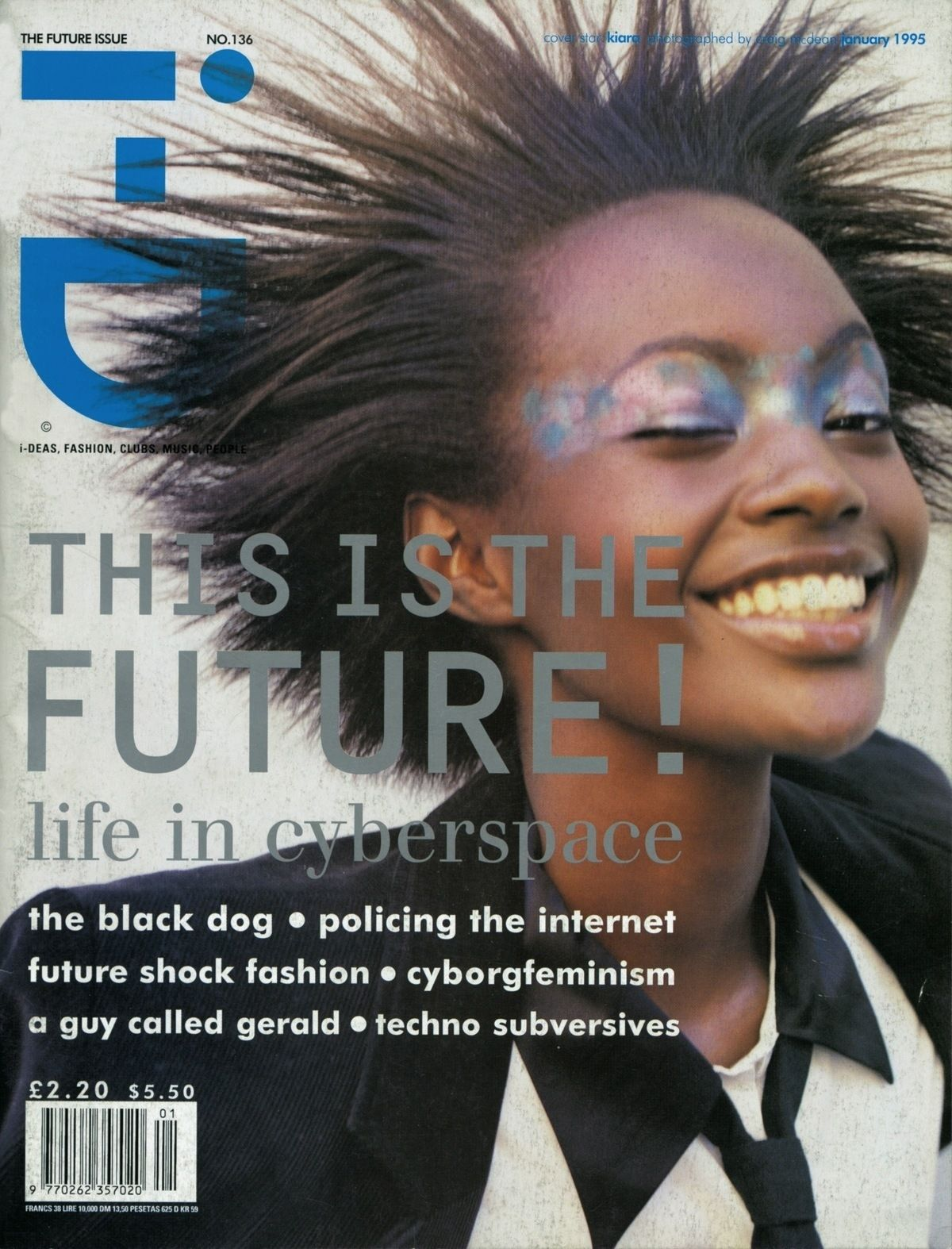 35 extreme beauty moments from the i-D archive | look | i-D